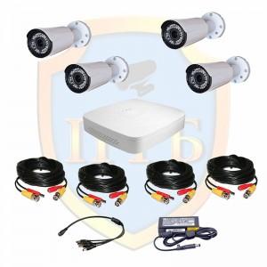 Комплект видеонаблюдения PTB KIT HDCVI 44WM