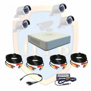 Комплект видеонаблюдения PTB KIT h44WP