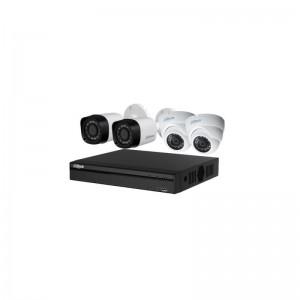 Комплект видеонаблюдения Dahua KIT-CV4HD-2B/2D цена