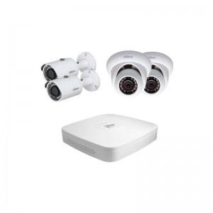 Комплект видеонаблюдения Dahua KIT-IP42-2B/2D цена