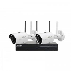 Комплект видеонаблюдения Dahua KIT-IP43-2B-W цена