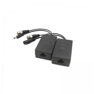 Приемо-передатчик сигнала видео и питания PFM801