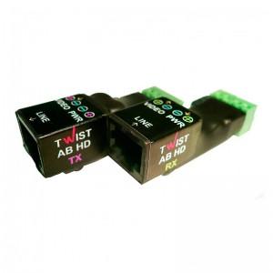Технические характеристики Приемо-передатчик TWIST AB-HD