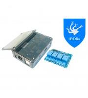 LPR BOX «HYDRA» (для двунаправленного КПП) — автономное решение для распознавания номерных знаков авто