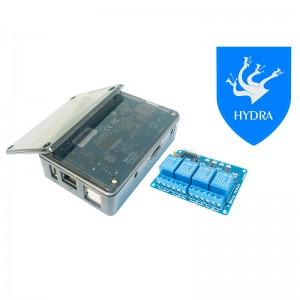 LPR BOX «HYDRA» (для двунаправленного КПП) — автономное решение для распознавания номерных знаков авто цена