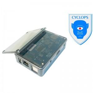 LPR BOX «CYCLOPS» (для трассы) — автономное решение для распознавания номерных знаков авто цена