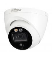 5MP HDCVI камера активного реагированияDH-HAC-ME1500EP-LED 2.8MM