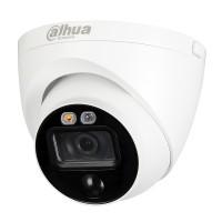 Видеокамера Dahua 5MP HDCVI активного реагированияDH-HAC-ME1500EP-LED 2.8MM