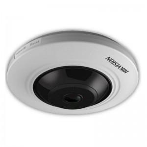5 Мп IP FishEye видеокамера Hikvision DS-2CD2955FWD-IS (1.05 мм) цена