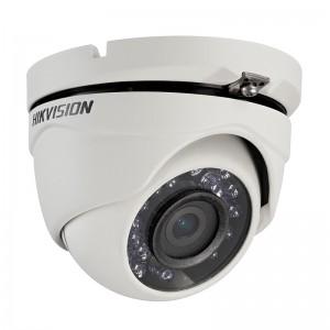Технические характеристики 1.0 Мп Turbo HD видеокамера DS-2CE56C0T-IRM (2.8 мм) цена