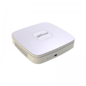 Технические характеристики 16-канальный сетевой видеорегистратор Dahua DH-NVR4116-8P