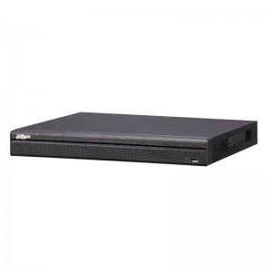 Видеорегистратор Dahua 16-канальный 4K сетевой DH-NVR5216-4KS2