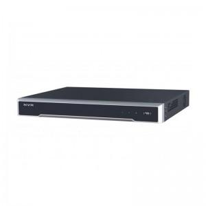 Видеорегистратор Hikvision 16-канальный 4K сетевой DS-7616NI-I2/16P
