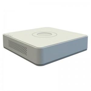 4-канальный сетевой видеорегистратор Hikvision DS-7104NI-Q1/4P цена