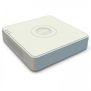 4-канальный сетевой видеорегистратор Hikvision DS-7104NI-Q1 цена