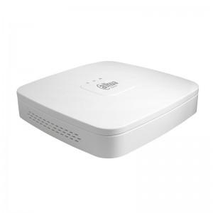 Технические характеристики 8-канальный сетевой видеорегистратор Dahua DH-NVR4108W-P цена