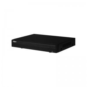 Видеорегистратор Dahua 8-канальный Compact 1U сетевой DH-NVR2108HS-S2