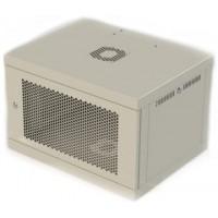 Шафа серверна настінна 6U, 600x450x390 перфоров. (645-П-ШН)