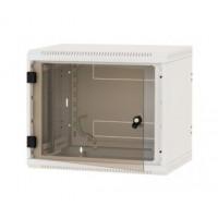 Настінна телекомунікаційна шафа Triton 9U (520x600x595)
