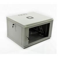 Серверна шафа настінна 6U економ, акрил (UA-MGSWL65G)