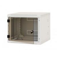 Настінна серверна шафа 6U двосекційна Triton