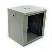Шафа настінна для серверів 15U економ, акрил (UA-MGSWL156G)