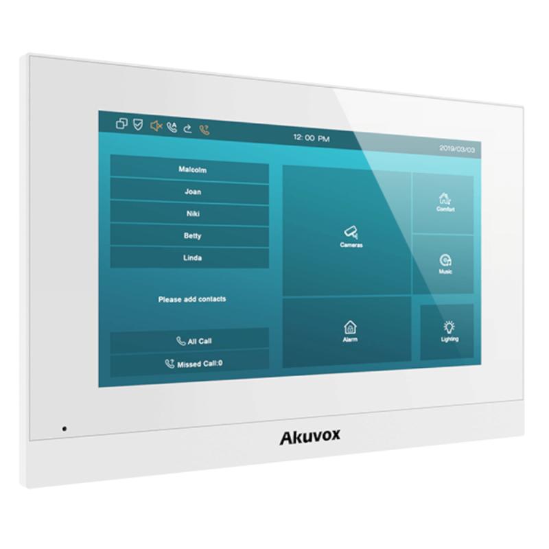 IP домофоны Akuvox – контроль систем разной сложности