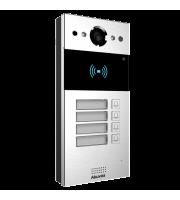 Четырехабонентная вызывная панель Akuvox R20B