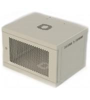 Шкаф серверный настенный 9U, 570x450x500 мм (Ш * Г * В), перфорированные двери