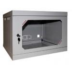 Настенный серверный шкаф – особенности, преимущества, назначение