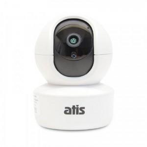 IP-видеокамера поворотная 2 Мп с Wi-Fi ATIS AI-262 для системы видеонаблюдения
