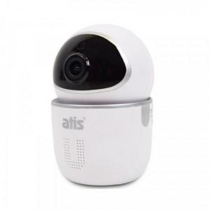 Wi-Fi видеокамера поворотная 2 Мп с Wi-Fi ATIS AI-462T для системы видеонаблюдения