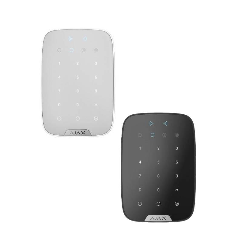 Безопасность и стиль с беспроводной клавиатурой KeyPad Plus от Ajax