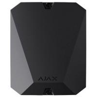 Модуль Ajax vhfBridge black для подключения систем безопасности Ajax к сторонним ОВЧ-передатчикам