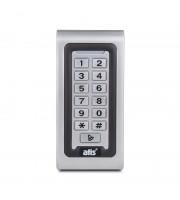 Металлическая кодовая клавиатура со считывателем EM-Marine влагозащищенная ATIS AK-601W_v1