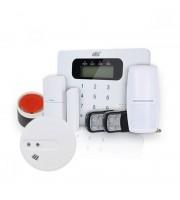 Комплект беспроводной GSM сигнализации ATIS Kit GSM 100 + беспроводной датчик дыма ATIS 229DW