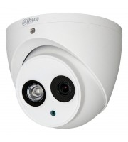 Видеокамера Dahua DH-HAC-HDW1500EMP-A (2.8 ММ) 5Мп HDCVI с встроенным микрофоном