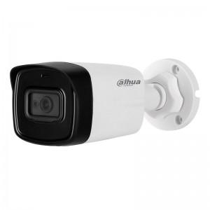 Видеокамера Dahua DH-HAC-HFW1500TLP-A (2.8 ММ) 5Мп HDCVI с встроенным микрофоном