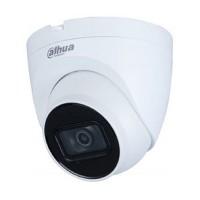 2Мп IP-видеокамера c AI Dahua DH-IPC-HDW3241TMP-AS (2.8мм) white