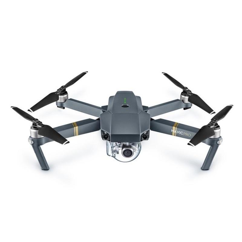 Квадрокоптер DJI Mavic Pro и его особенности