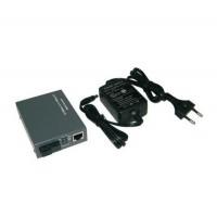 Медиаконвертер FoxGate EC-B-0,1-1SM-1550nm-20