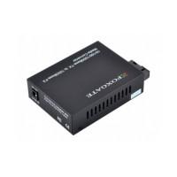 Медиаконвертер FoxGate EC-Q-1G-1SM-1310nm-20