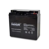 Аккумулятор 12В 18 Ач для ИБП Faraday Electronics FAR18-12