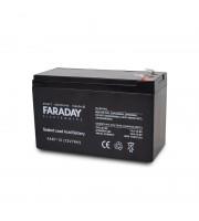 Аккумулятор 12В 7 Ач для ИБП Faraday Electronics FAR7-12