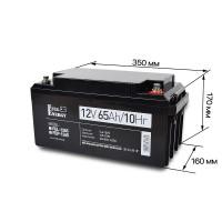 Аккумулятор 12В 65 Ач для ИБП Full Energy FEP-1265