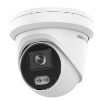 Видеокамера Hikvision DS-2CD2327G2-LU (4 ММ) 2 Мп ColorVu IP