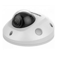 Видеокамера Hikvision2 Мп мини-купольная сетевая DS-2CD2525FWD-IS (2,8 ММ)