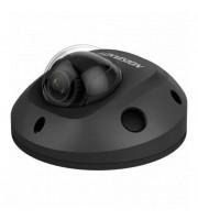 Видеокамера Hikvision DS-2CD2543G0-IS (2.8 ММ) (ЧЁРНЫЙ) 4Мп мини IP с ИК подсветкой