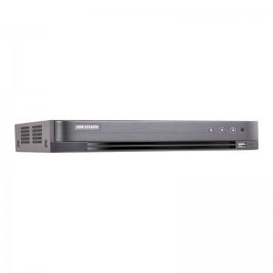 Видеорегистратор Hikvision 8-канальный Turbo HD c поддержкой аудио по коаксиалуDS-7208HQHI-K1(S)