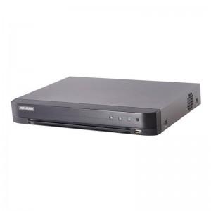 Видеорегистратор Hikvision 8-канальный Turbo HD c поддержкой аудио по коаксиалуDS-7208HQHI-K2(S) (8 АУДИО)